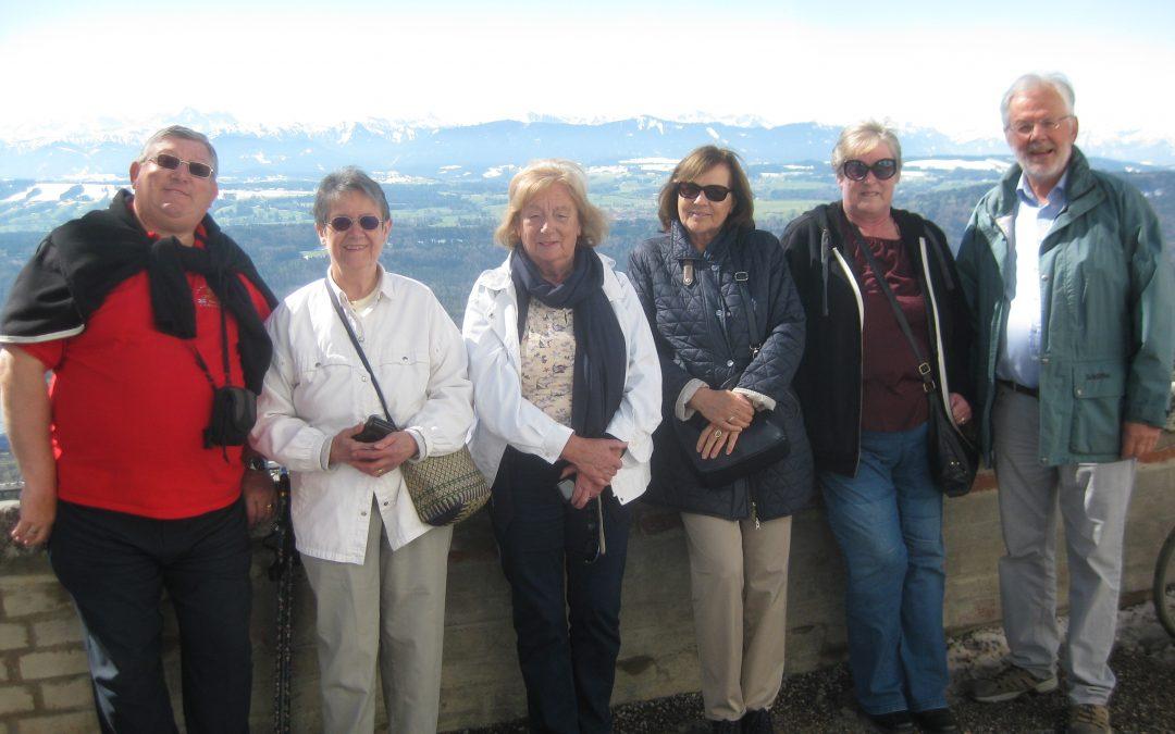 Hoher Besuch aus Windermere